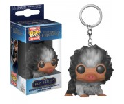 Baby Niffler Multi Brown keychain из фильма Fantastic Beasts: The Crimes of Grindelwald
