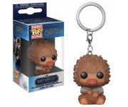 Baby Niffler Tan keychain из фильма Fantastic Beasts: The Crimes of Grindelwald