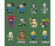 Fantastic Four blind box mystery minis (Эксклюзив GameStop) из комиксов Marvel Fantastic Four