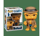 The Thing Disguised со стикером (Эксклюзив Barnes and Noble) из мультсериала Fantastic Four