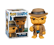 The Thing Disguised со стикером (Эксклюзив Barnes and Noble) из мультсериала Fantastic Four