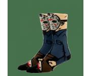 Jason Voorhees 360 Character Socks из фильма Friday the 13th