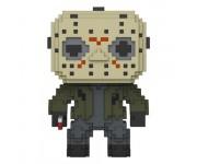 Jason Voorhees 8-Bit из фильма Friday the 13th