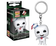 Stay Puft Marshmallow Man Keychain из фильма Ghostbusters