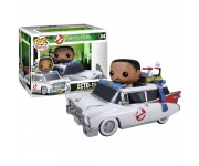 ECTO-1 with Winston Zeddemore (Vaulted) из фильма Ghostbusters