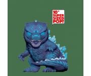 Godzilla Blue City Lights 10-inch (Эксклюзив Walmart) из фильма Godzilla vs Kong