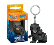 Godzilla Keychain из фильма Godzilla vs Kong