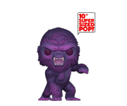 Kong Purple City Lights 10-inch (Эксклюзив Walmart) (PREORDER mid-MAY) из фильма Godzilla vs Kong