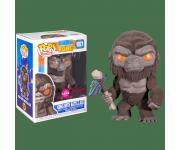 Kong with Scepter Flocked (Эксклюзив Barnes and Noble) из фильма Godzilla vs Kong 1021