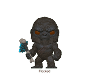Kong with Scepter Flocked (Эксклюзив) (PREORDER mid-MAY) из фильма Godzilla vs Kong