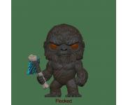 Kong with Scepter Flocked (Эксклюзив) (PREORDER mid-MAY) из фильма Godzilla vs Kong