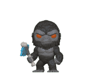 Kong with Scepter (PREORDER mid-MAY) из фильма Godzilla vs Kong