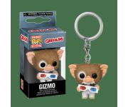 Gizmo with 3D Glasses Keychain из фильма Gremlins