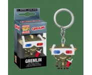 Gremlin with 3D Glasses Keychain из фильма Gremlins