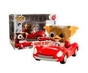 Gizmo in Red Car Rides (Эксклюзив Hot Topic) из фильма Gremlins