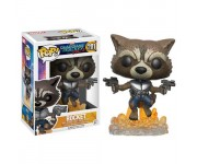 Rocket Raccoon из фильма Guardians of the Galaxy Vol. 2