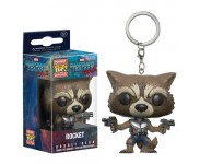 Rocket Raccoon Key Chain из фильма Guardians of the Galaxy Vol. 2