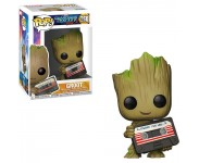 Groot with Mix Tape (Эксклюзив Collector Corps) из фильма Guardians of the Galaxy Vol. 2