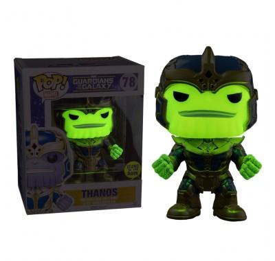 Танос светящийся (Thanos GitD 6-inch (Эксклюзив Entertainment Earth)) из фильма Стражи Галактики