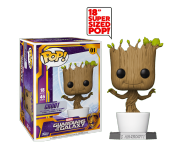 Dancing Groot 18-inch (PREORDER ZS) из фильма Guardians of the Galaxy