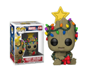 Baby Groot with Lights из комиксов Marvel Holiday