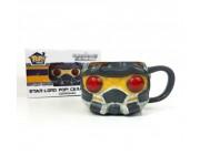 Star-Lord mug (Эксклюзив Collector Corps) из фильма Guardians of the Galaxy