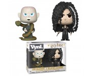 Lord Voldemort and Bellatrix Lestrange Vynl. из фильма Harry Potter