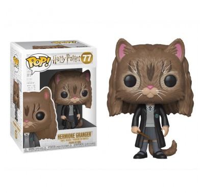 Гермиона Грейнджер кошка (Hermione Granger as Cat) из фильма Гарри Поттер