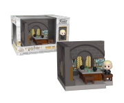 Draco Malfoy with Potions Class Diorama Mini Moments из фильма Harry Potter