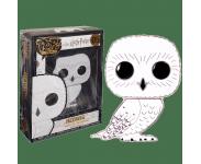 Hedwig 4-inch Enamel Pin из фильма Harry Potter 05