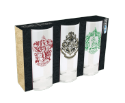 Harry Potter Set of 3 Glasses ABYstyle из фильма Harry Potter