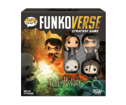 Harry, Hermione, Bellatrix and Voldemort Funkoverse Strategy Game 4-Pack из фильма Harry Potter