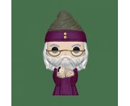 Albus Dumbledore with Baby Harry из фильма Harry Potter