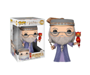 Albus Dumbledore with Fawkes 10-inch из фильма Harry Potter