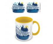 Big Black Lake Yellow Mug из фильма Harry Potter