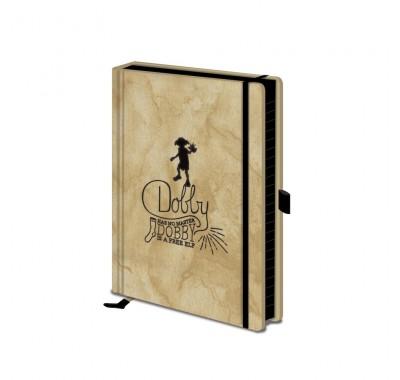 Ежедневник Добби (Dobby Notebook) из фильма Гарри Поттер