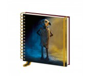 Dobby Square Notebook (PREORDER FEB) из фильма Harry Potter
