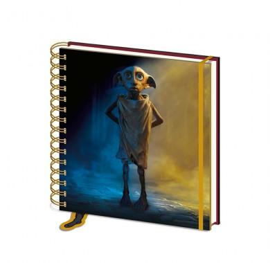 Блокнот Добби (Dobby Square Notebook) из фильма Гарри Поттер