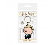 Draco Malfoy Chibi Rubber Keychain из фильма Harry Potter