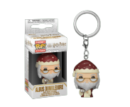 Dumbledore Holiday Keychain (PREORDER ZS) из фильма Harry Potter