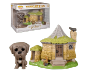 Fang with Hagrid's Hut Town из фильма Harry Potter