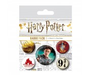Harry Potter Gryffindor Badge Pack из фильма Harry Potter