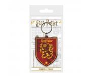 Gryffindor Crest Rubber Keychain из фильма Harry Potter