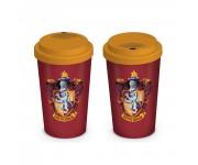 Gryffindor Crest Travel Mug (PREORDER FEB) из фильма Harry Potter