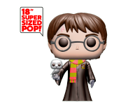 Harry Potter with Hedwig 18-inch из фильма Harry Potter