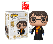 Harry Potter with Hedwig 18-inch (Preorder ZS) из фильма Harry Potter