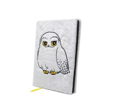 Ежедневник Букля пушистый (Hedwig Fluffy Notebook) из фильма Гарри Поттер