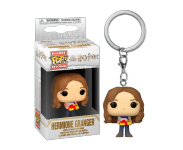 Hermione Holiday Keychain из фильма Harry Potter