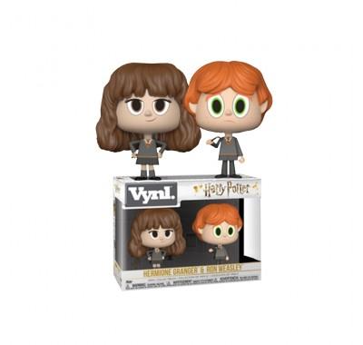Гермиона и Рон со сломанной палочкой Винл. (Hermione and Ron with Broken Wand Vynl. (Эксклюзив Barnes and Noble)) из фильма Гарри Поттер