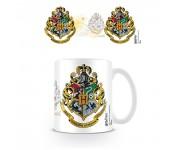 Hogwarts Crest Mug из фильма Harry Potter